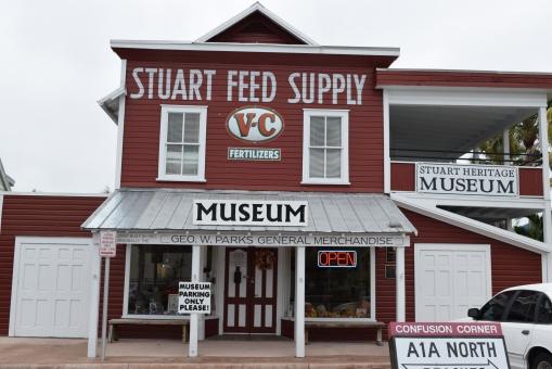 Stuart Feed Store
