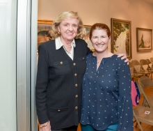 The Artist's Wives: Pam and Aleta
